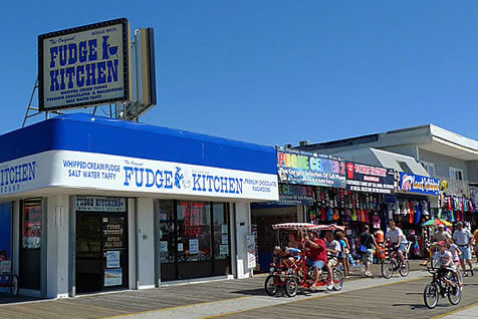 The Original Fudge Kitchen logo