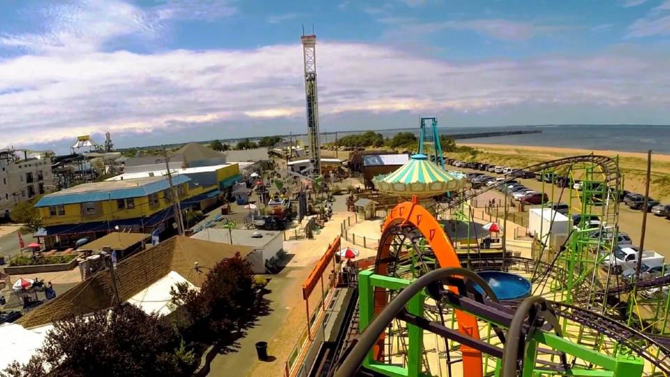 Keansburg Amusement Park logo
