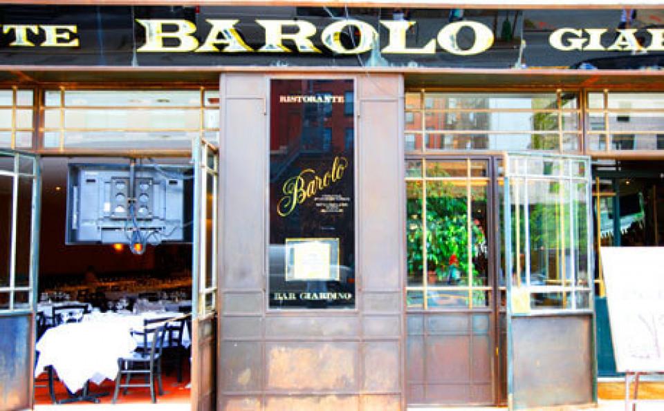 Barolo logo