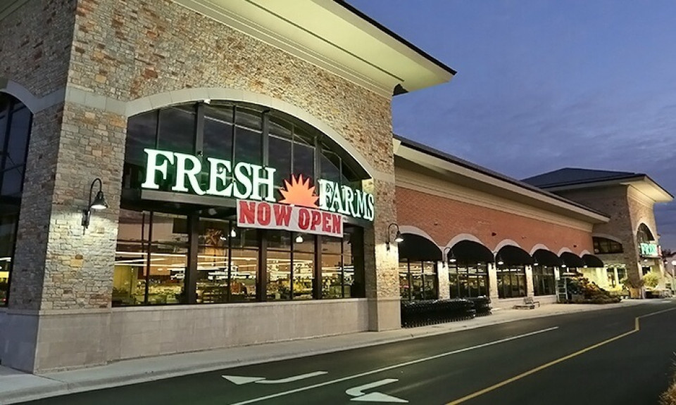 Fresh Farms logo