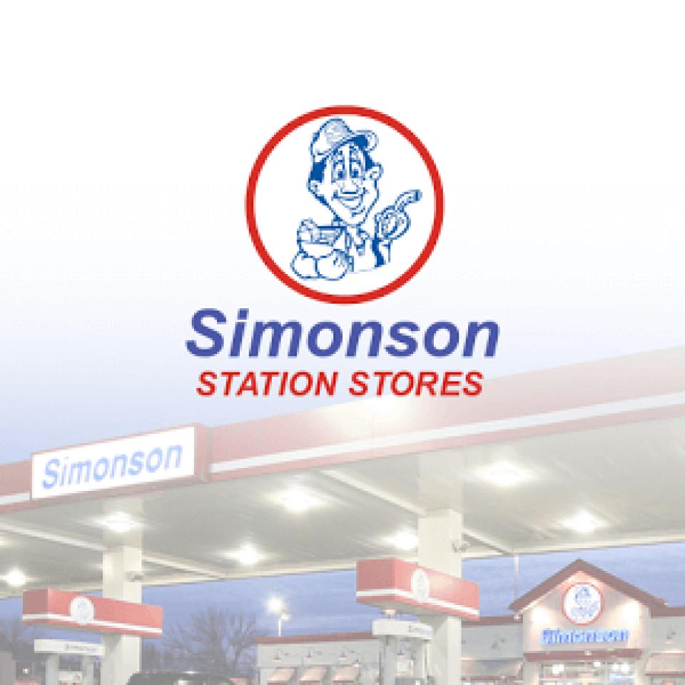 Simonson Station Store logo