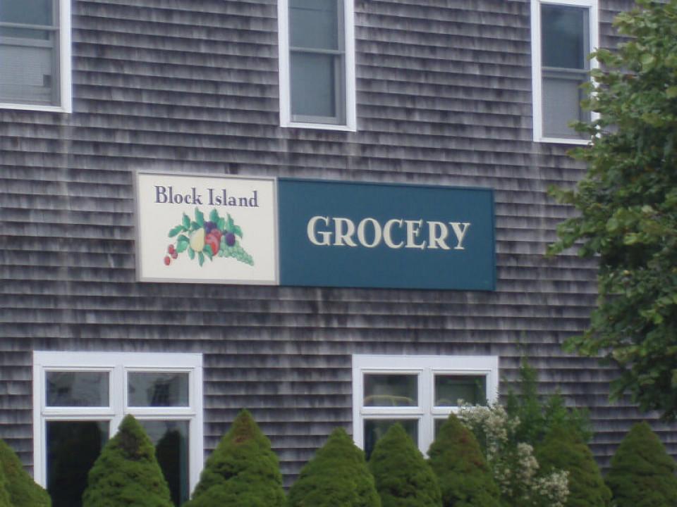 Block Island Grocery logo
