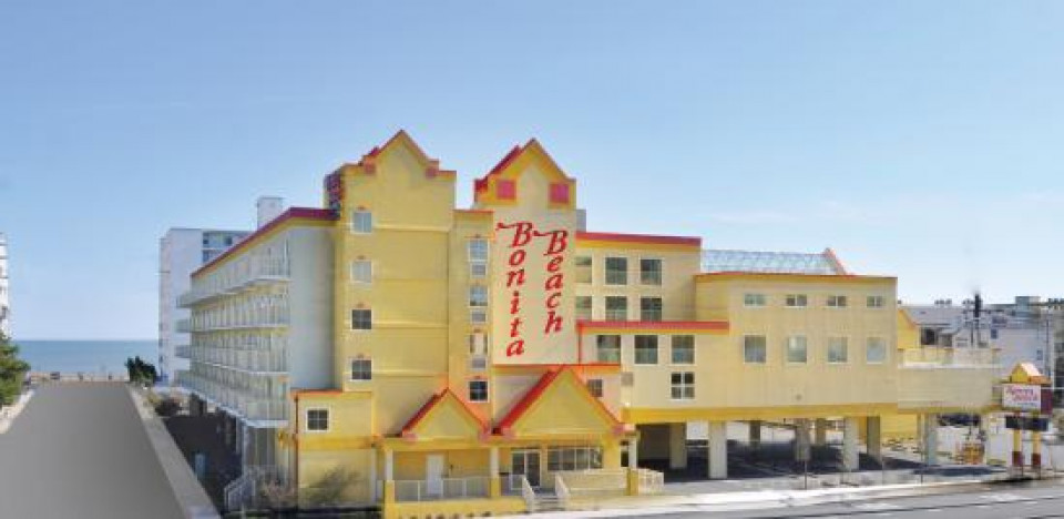 Bonita Beach Hotel logo