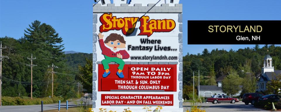 Story Land logo