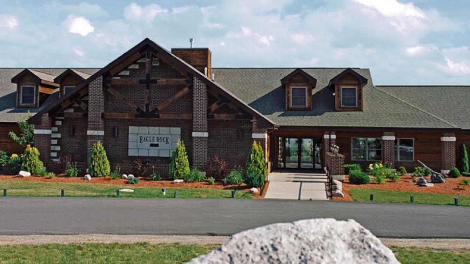 Eagle Rock Resort logo