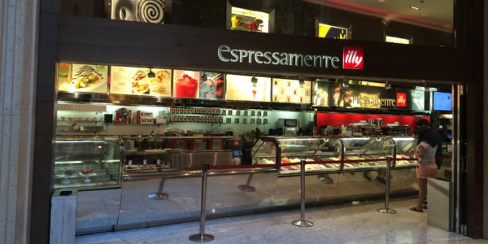 Espresso Illy logo