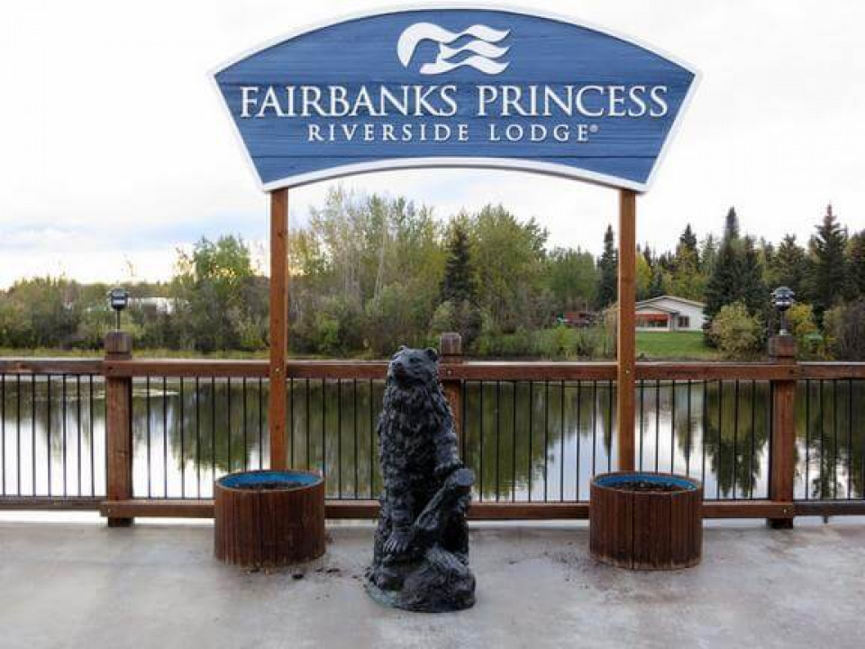 Fairbanks Princess Riverside Lodge logo