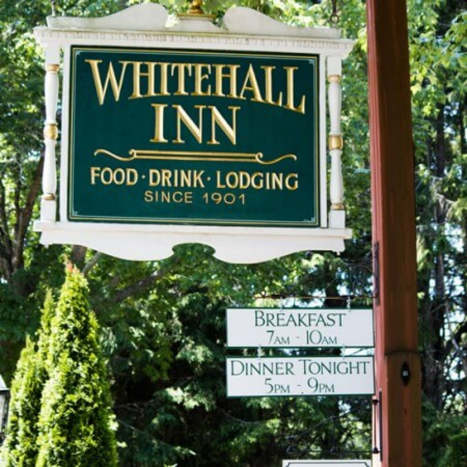 Whitehall INN logo