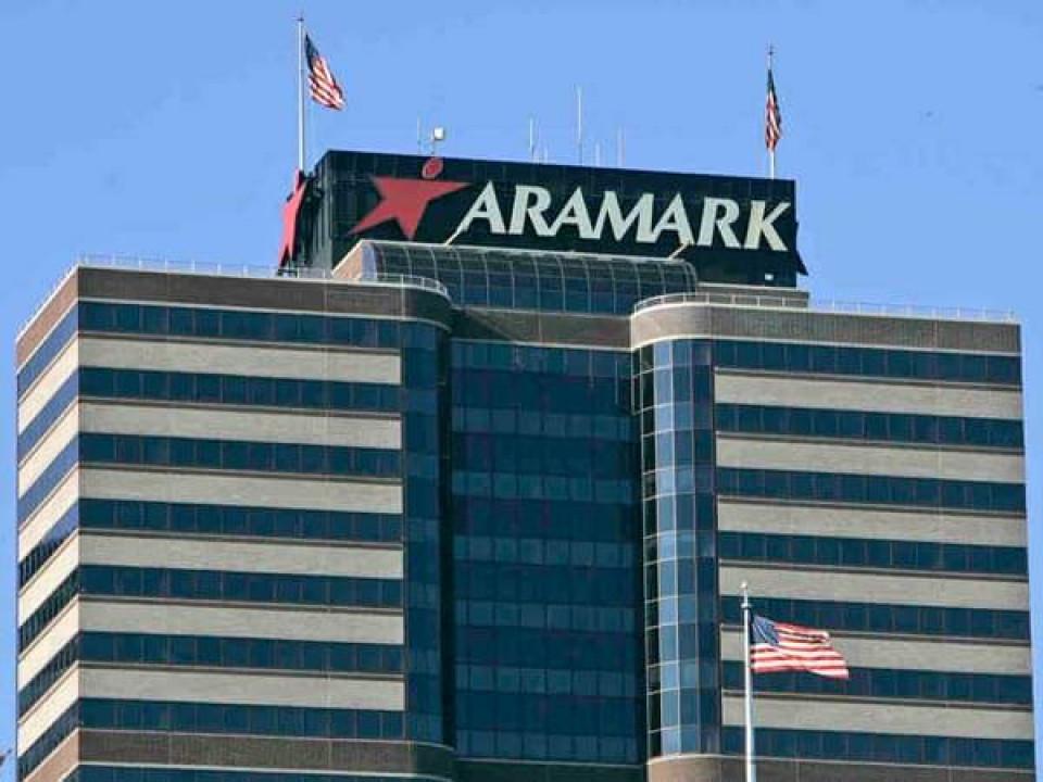 Denali Aramark logo