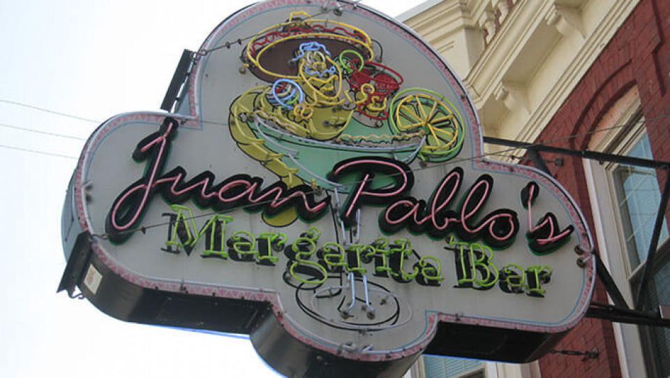 Juan Pablos Margarita Bar logo