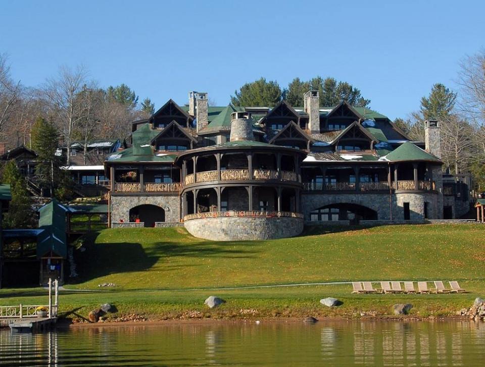 Lake Placid Lodge logo