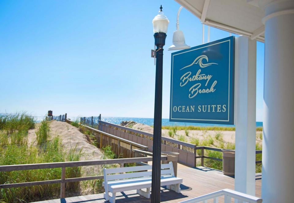 Bethany Beach Ocean Suites logo
