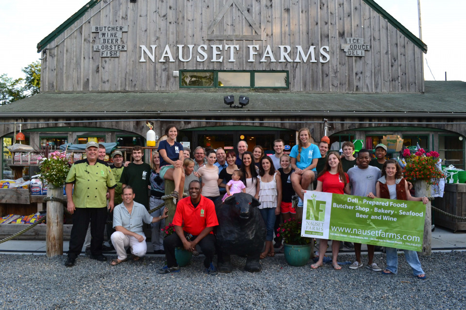 Nauset Farms logo
