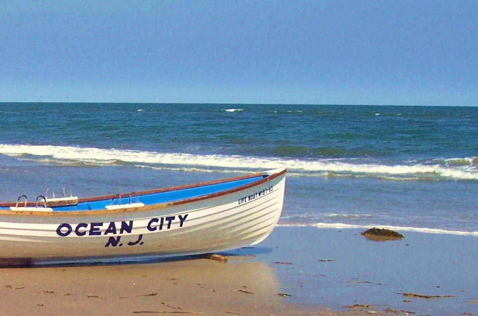 Ocean City, NJ logo