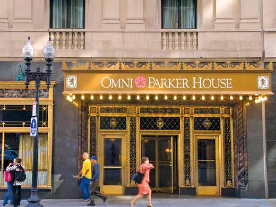 Omni Parker House logo