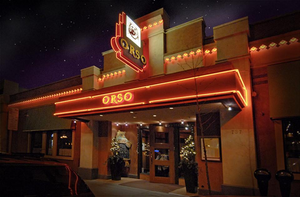 Orso Restaurant logo