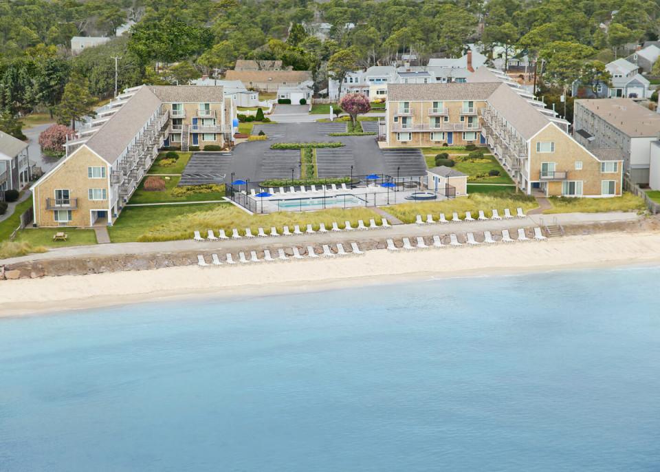 Ocean Mist Hotel logo