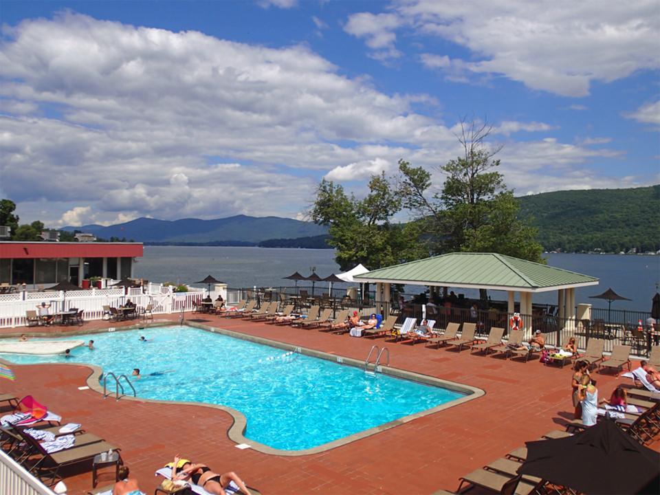 Georgian Lakeside Resort logo
