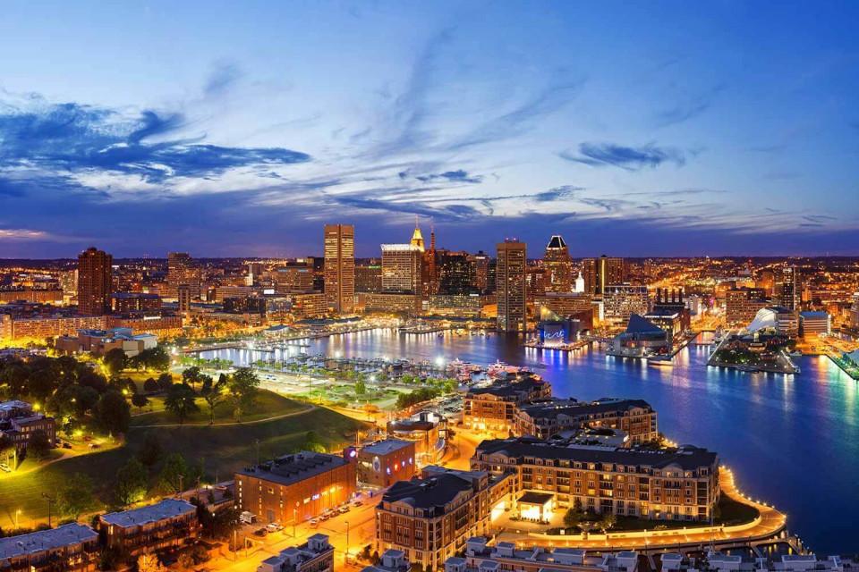 Baltimore, MD logo
