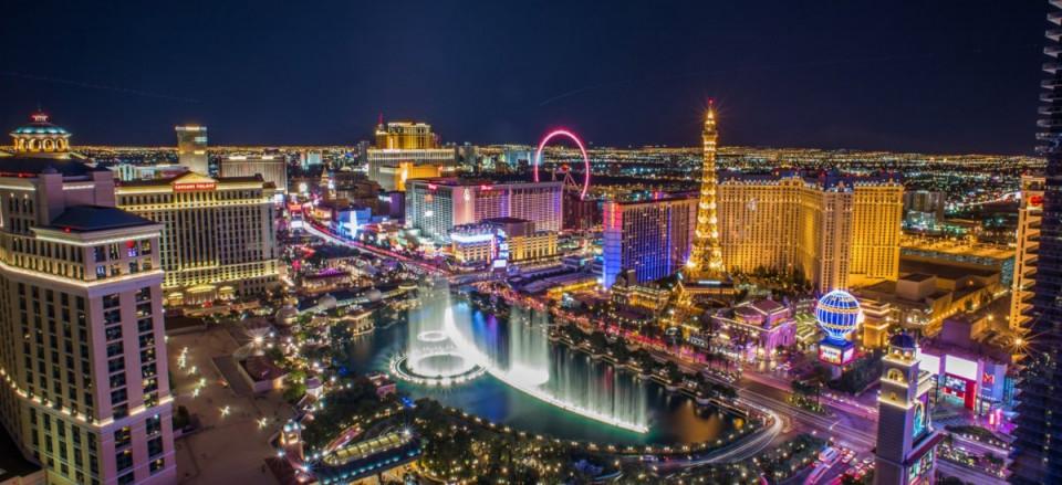 Las Vegas, NV logo