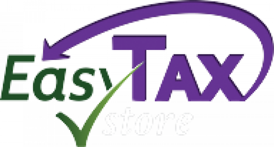 Easy Tax Store logo