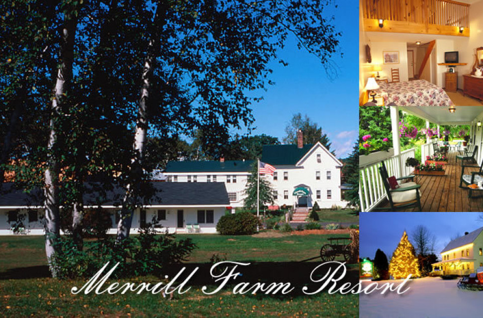 Merrill Farm Inn logo