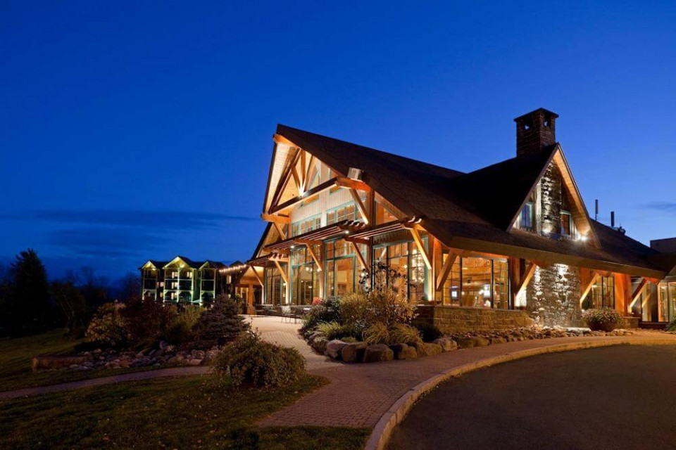 Crowne Plaza Resort and Golf Club logo