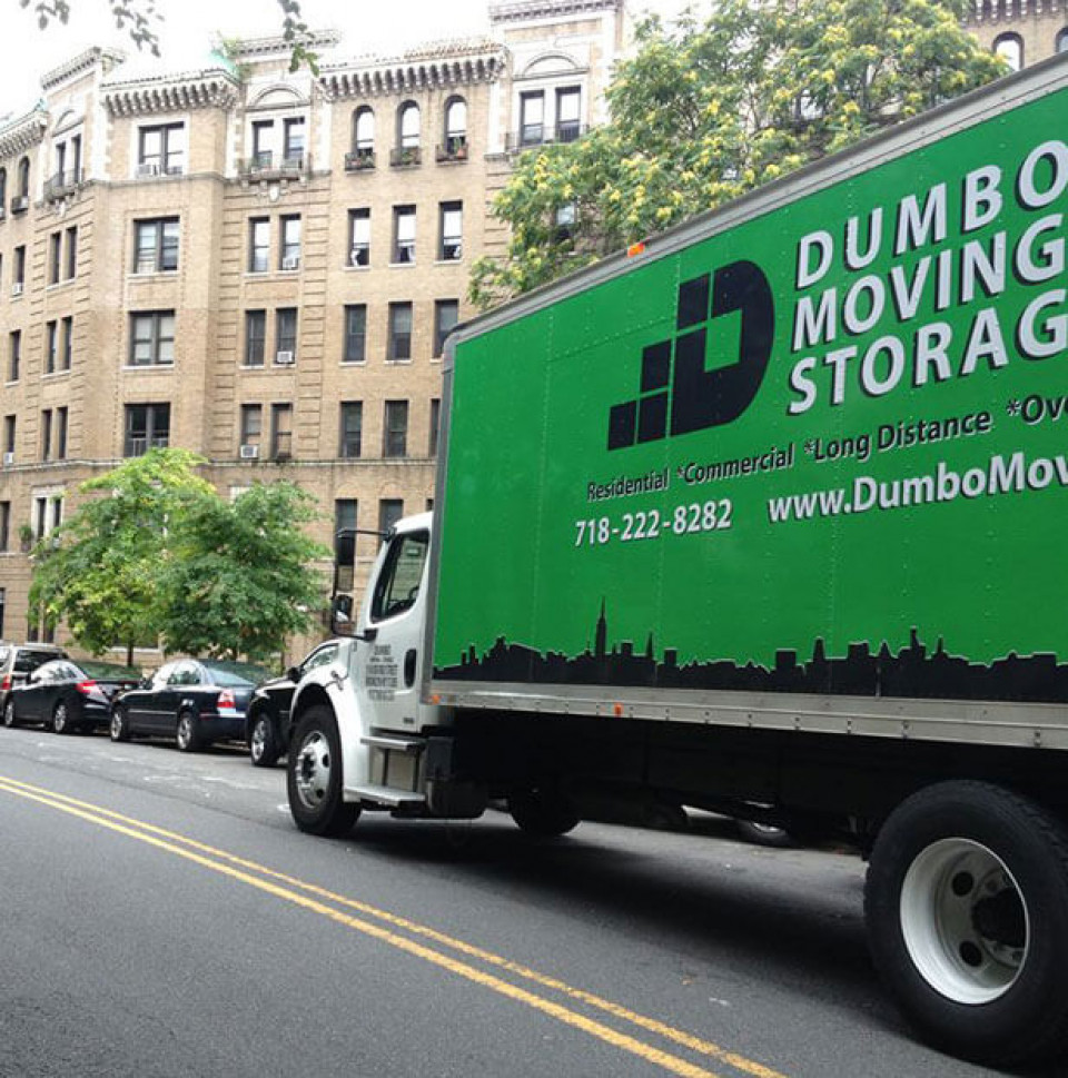 Dumbo Moving & Storage logo