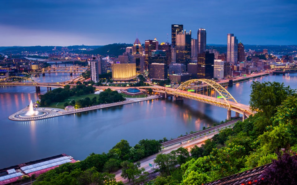 Pittsburgh, Pennsylvania logo