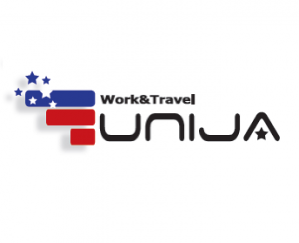 Work and Travel Unija logo