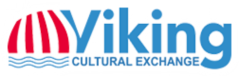 Viking travel logo