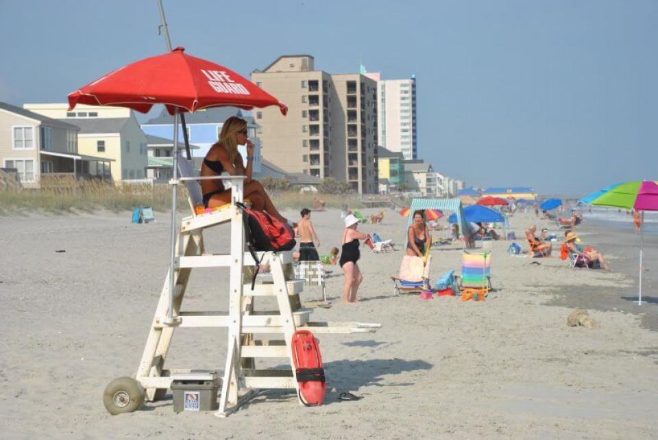 Ocean Lifeguard logo