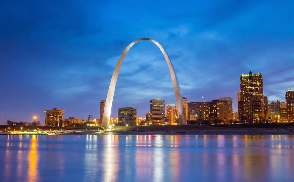 St. Louis, Missouri logo