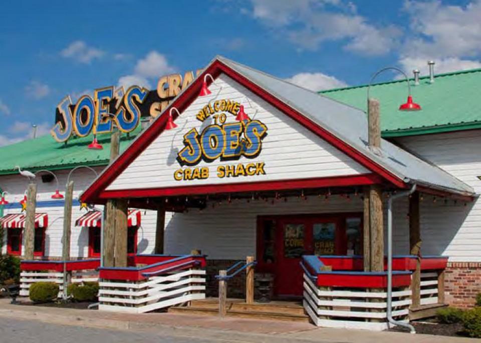 Joes crab shack logo