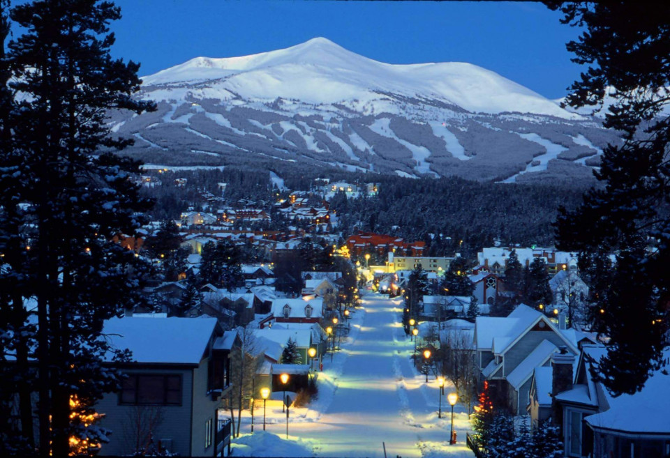 Breckenridge, CO logo