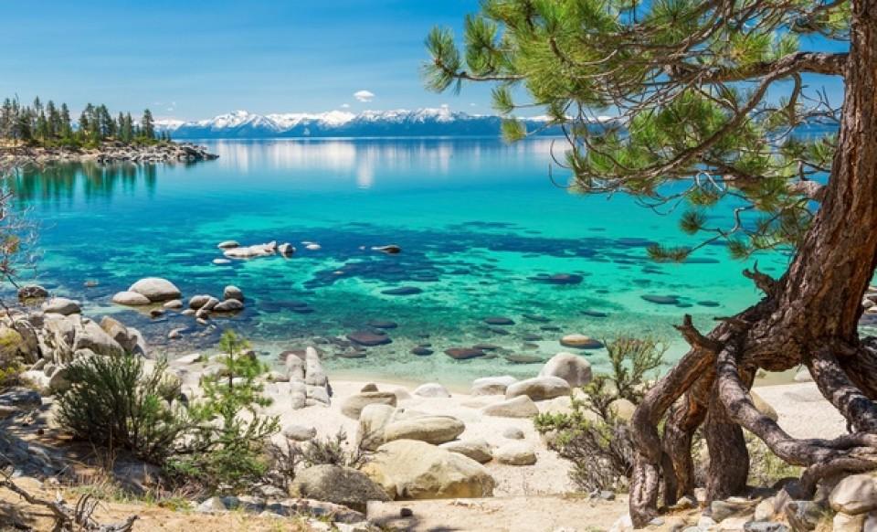 Lake Tahoe, California logo
