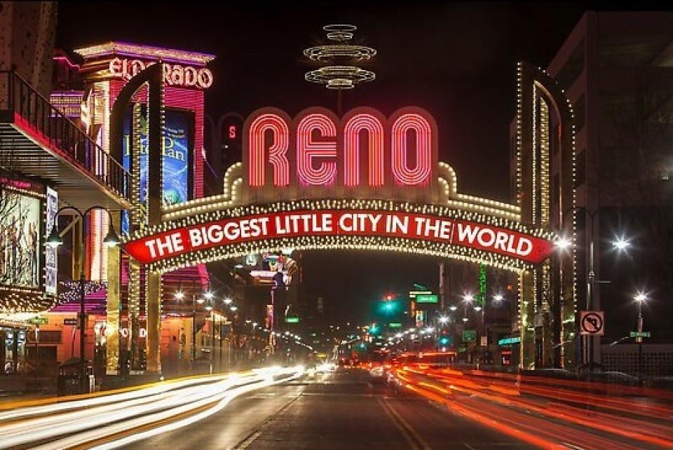 Reno, Nevada logo