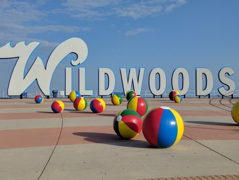 Wildwood Crest, NJ logo
