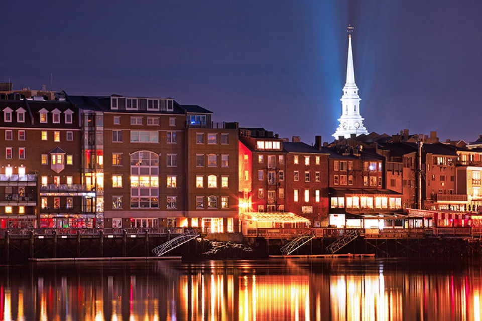 Portsmouth, New Hampshire logo