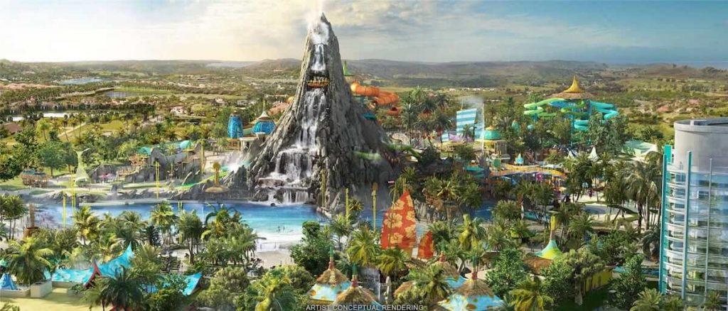 Najnoviji tematski park iz Universal porodice | Credits: Universal Orlando