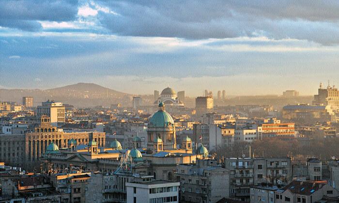 Belgrade | Credits mun:planet