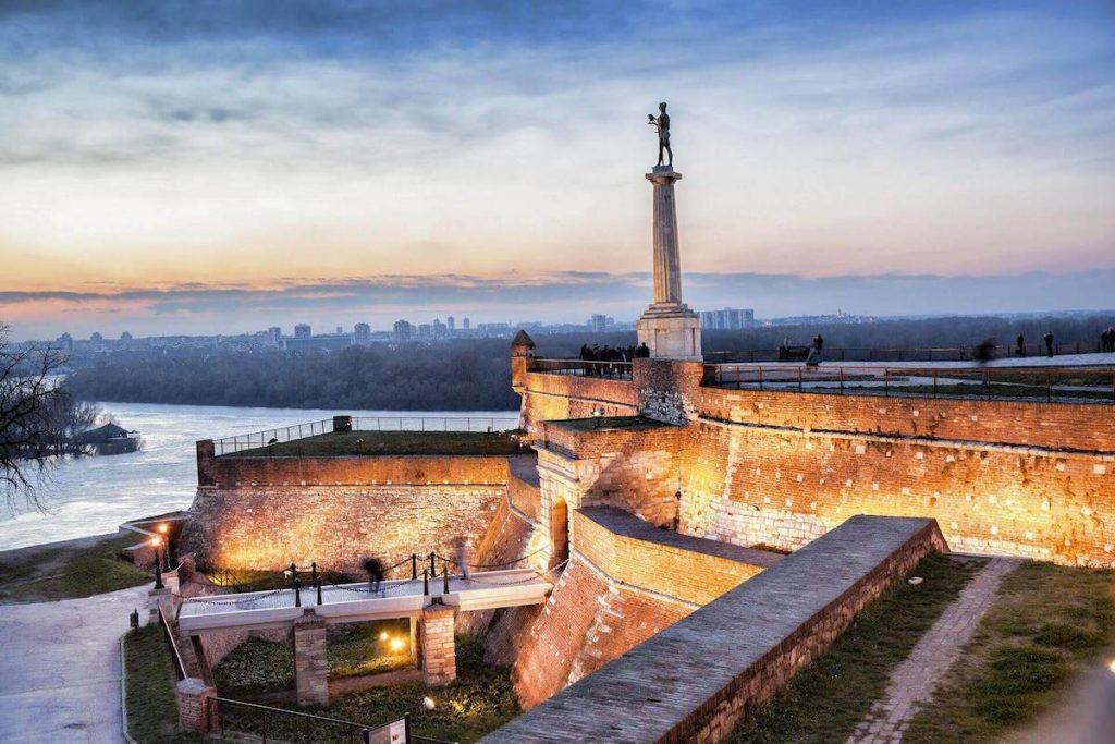 Credits Serbia incoming