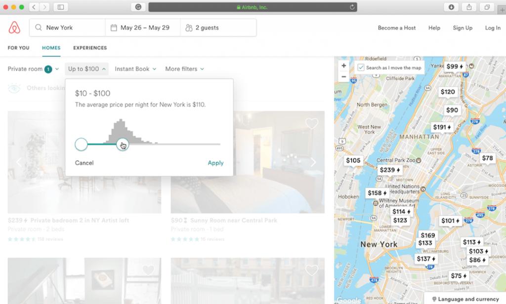 airbnb-price-range