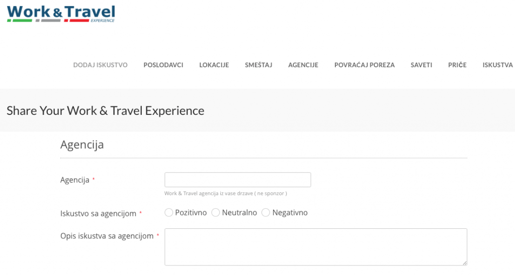 experience-with-agency