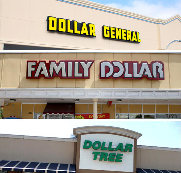 dollar-stores