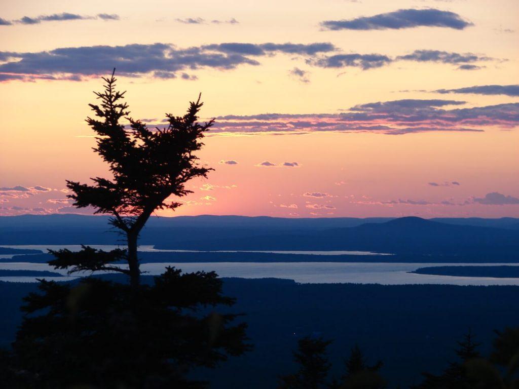 Fotografija: država Mejn, najpoznatiji gradovi - Portland, Augusta, Bar Harbor