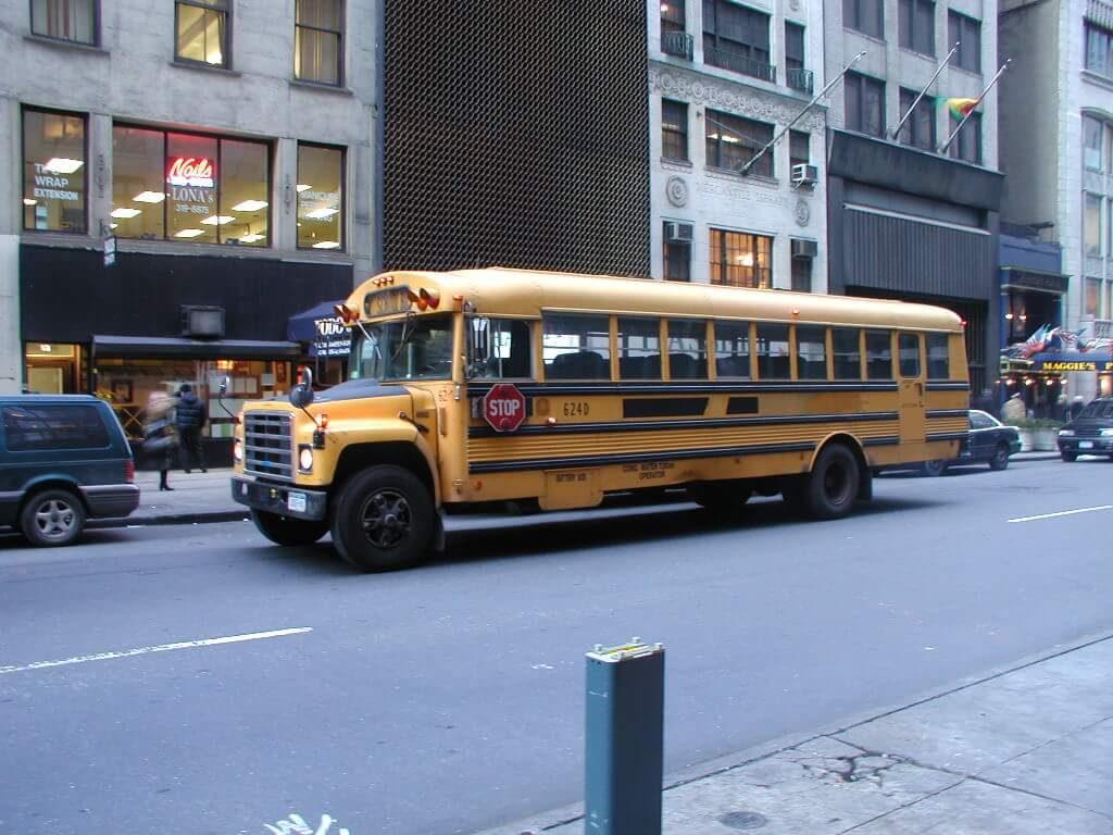 new-york-school-bus
