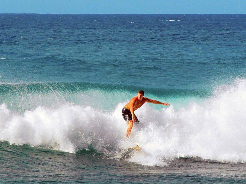 Negde na Havajima