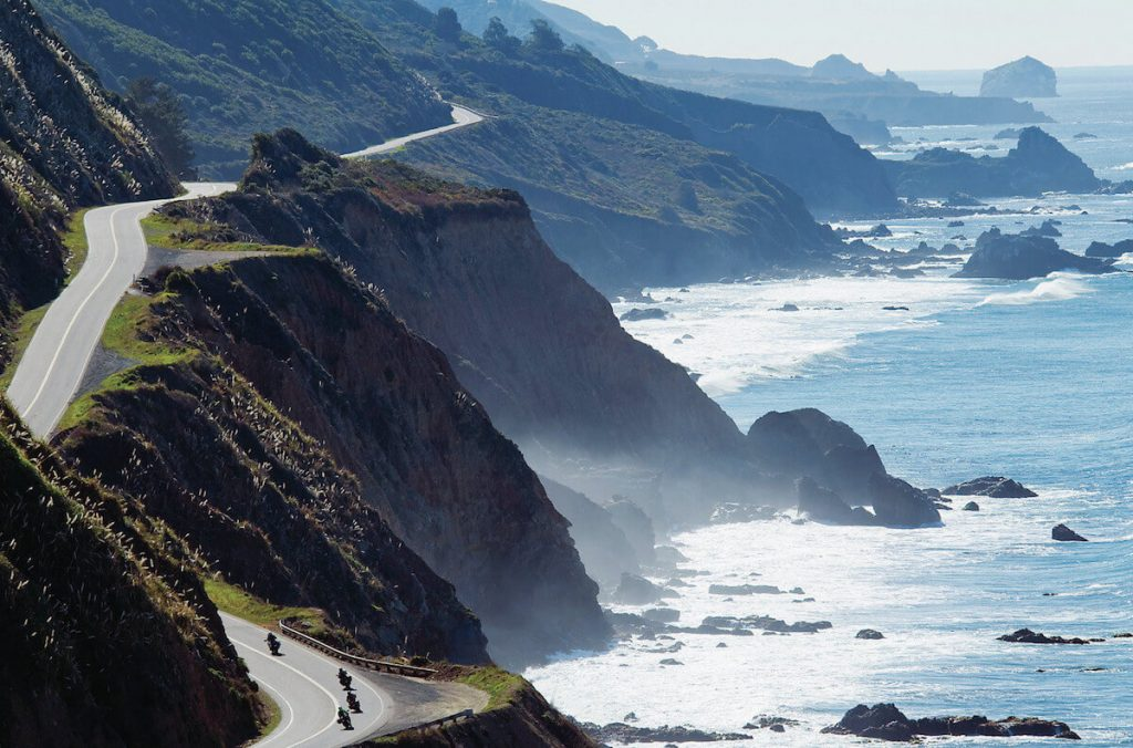 Route 1 - Pacific Coast Highway