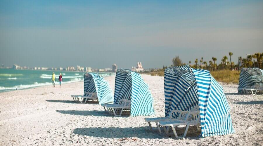 Saint Pete Beach, Florida | Credits: Visit Florida